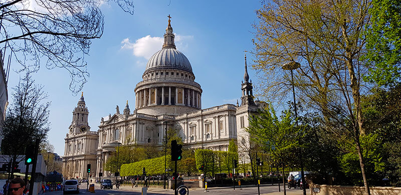 Things to do in London - St Pauls